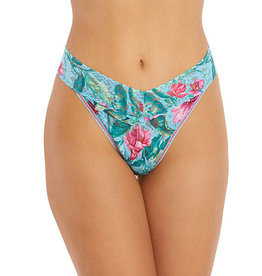 Hanky Panky 9P1181-Moonflower Original Rise Thong