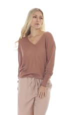 Paper Label 390-Lotus Tissue Knit Shirt