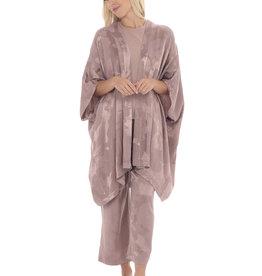 Paper Label VJQ-630-Palm Jacquard Kimono