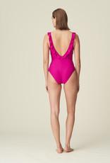 100-2334-Aurelie V-Neck Suit