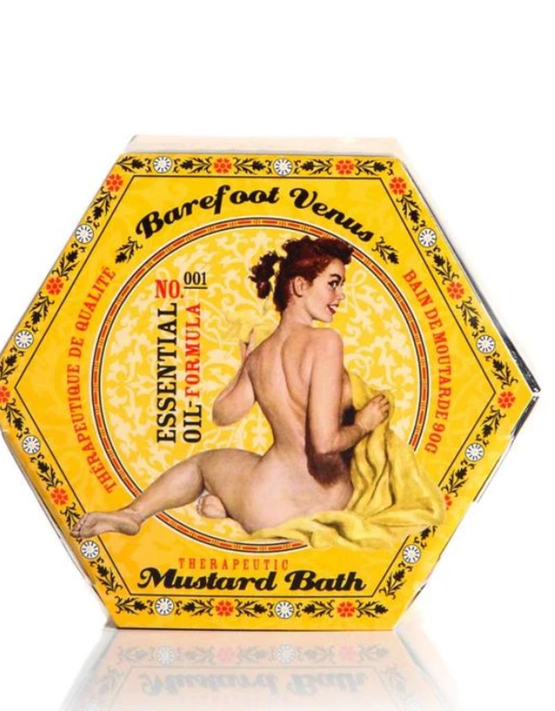 Barefoot Venus Mustard Bath Bliss 100g