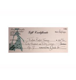 Fringe Benefits Gift Certificate $150