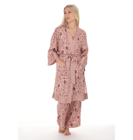 Paper Label SPA-629-Oasis Print Robe