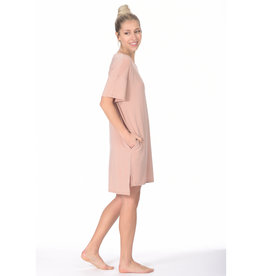 Paper Label TNL-463-Georgia T-Shirt Dress