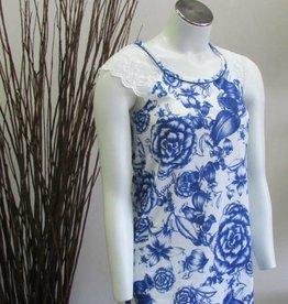 Desigual Livingwear 18SNVK01-Think in Blue Nightdress