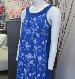 Desigual Livingwear 18SNVW01-Think in Blue Dress