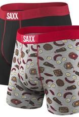 SAXX SXPP2V FA18-Vibe 2 Pack
