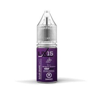 Salt Lix Sour Grape (LIX15)