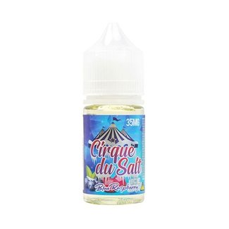 Cirque du Salt - Blue Raspberry Iced