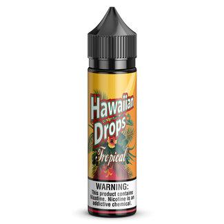Hawaiian Drops - Tropical 100ML