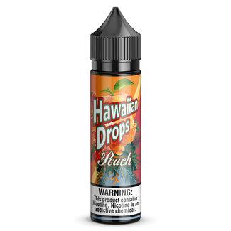 Hawaiian Drops - Peach 100ML
