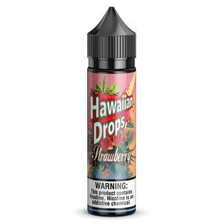 Hawaiian Drops - Strawberry 100ML