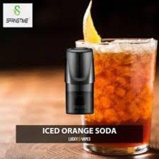 Relx Springtime - Iced Orange Soda  (Relx Compatible)
