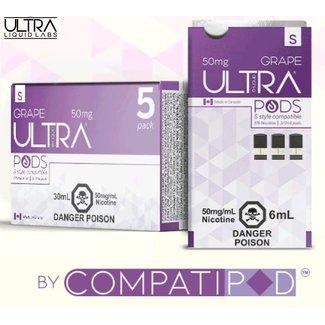 Ultra Pods Grape (STLTH Compatible)
