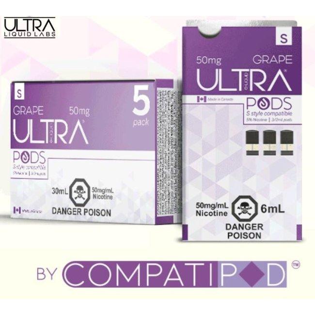 Ultra Pods Grape (S Style)