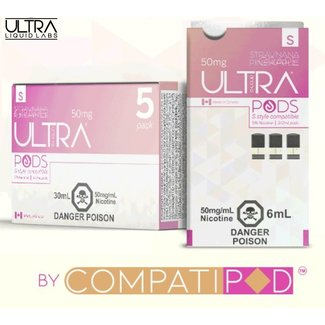 Ultra Pods Strawana (STLTH Compatible)