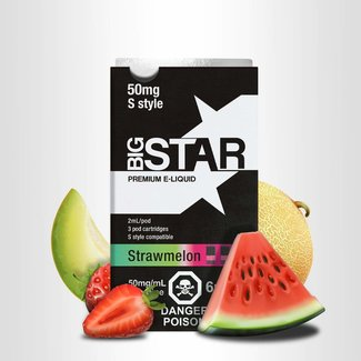 Big Star Strawmelon (STLTH Compatible)