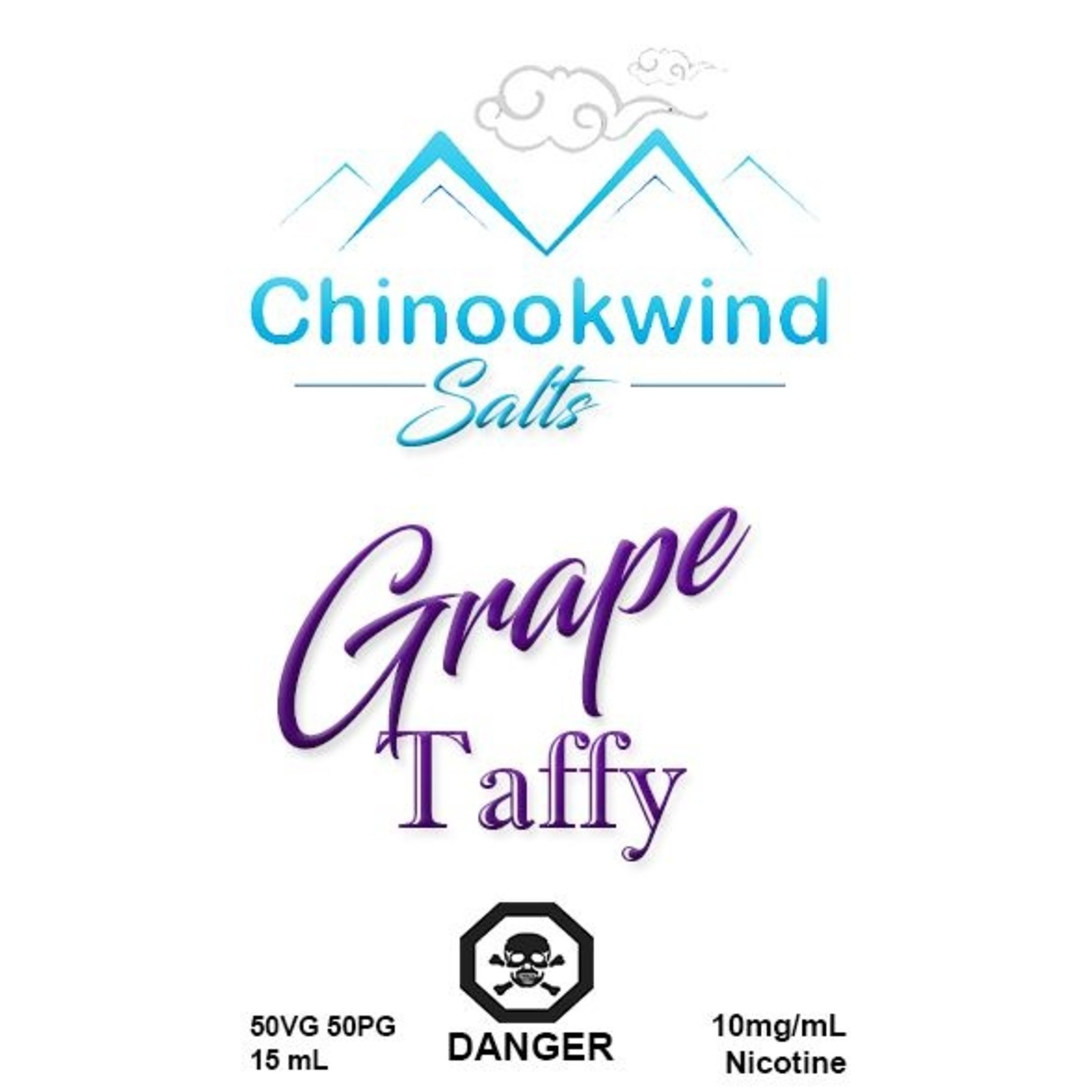 Chinookwind Vapor Grape Chew Salt
