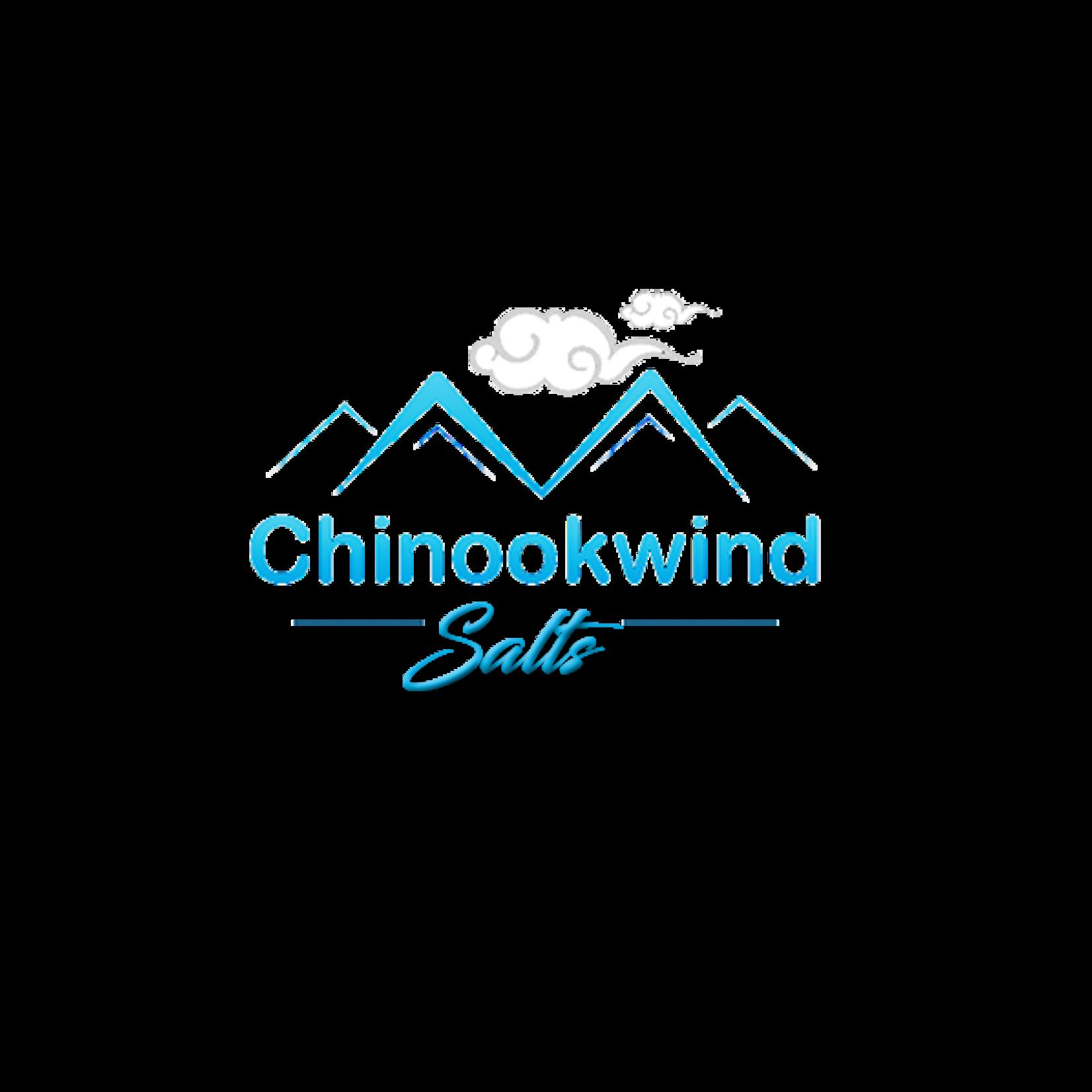 Chinookwind Vapor Fuzzy Peach Salt
