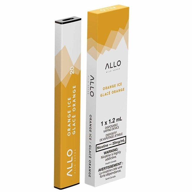 Allo - Orange Ice