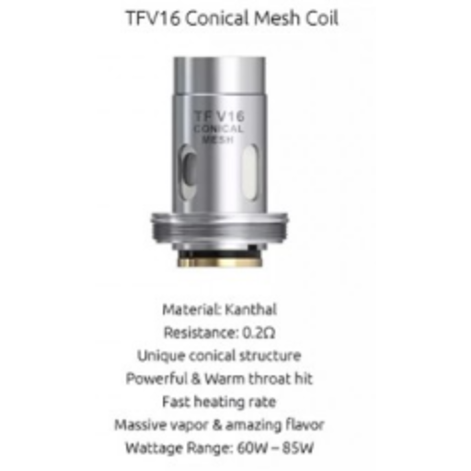 Smok TFV16 Replacement Coils