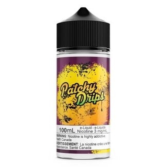 Mind Blown Vape Co. Patchy Drips 100ML