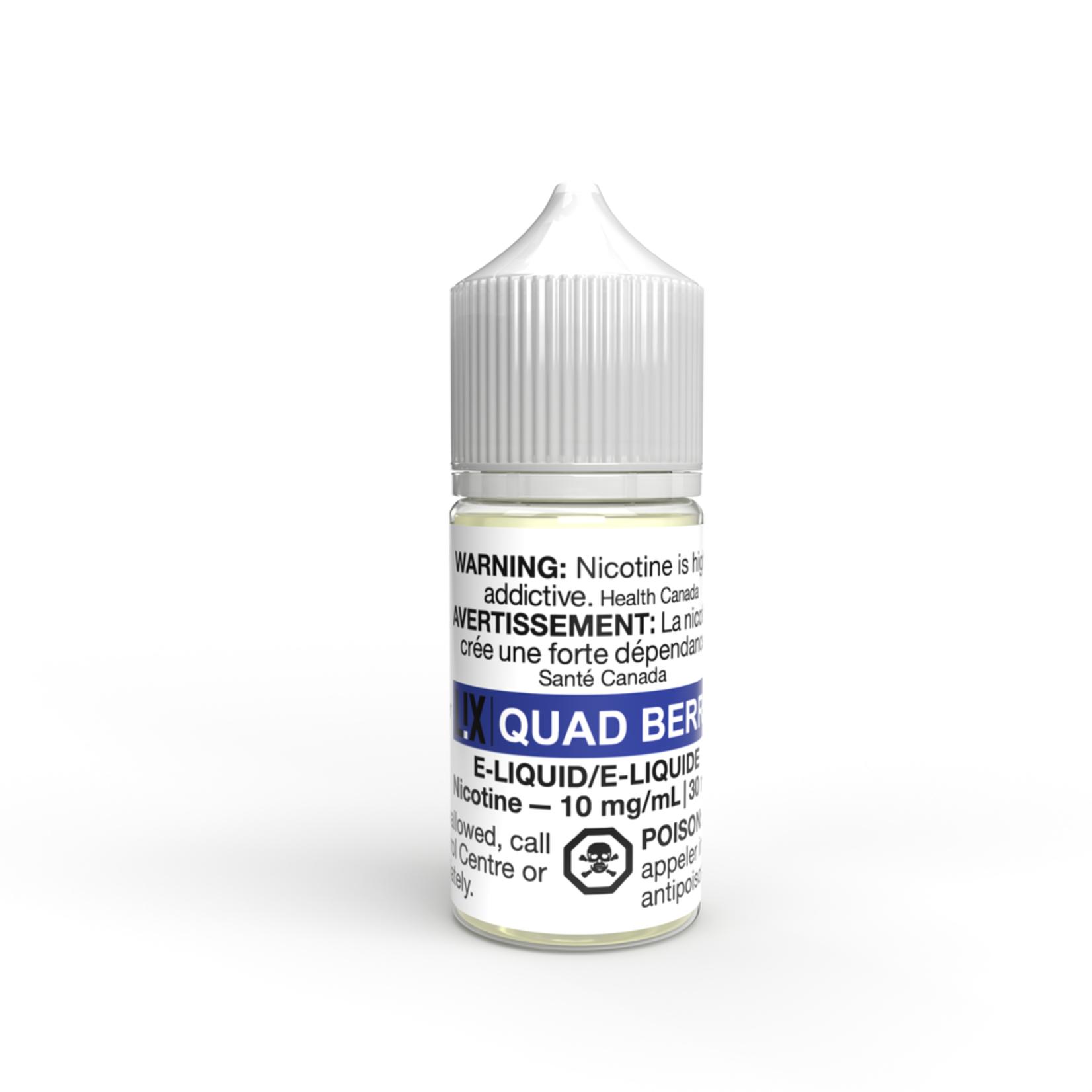Salt Lix Quad Berry