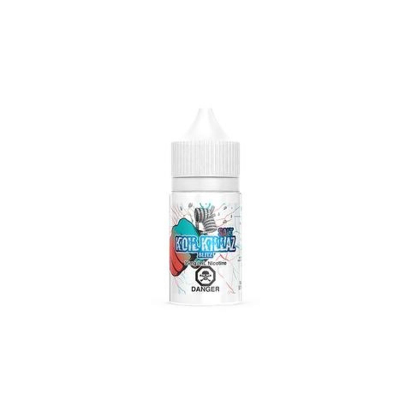 Koil Killaz Blitz Polar Edition Salt Nicotine