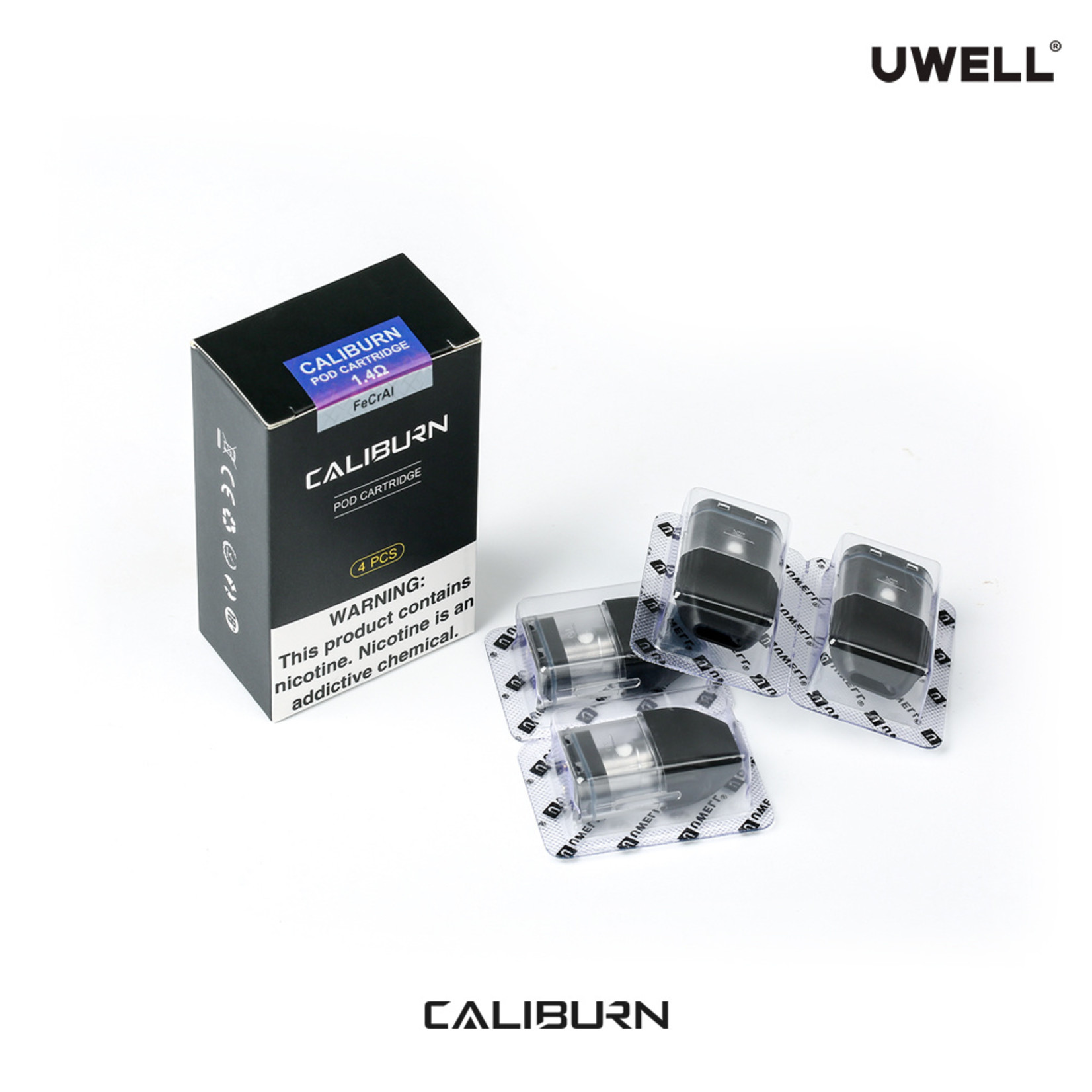 Uwell Caliburn Replacement Pod