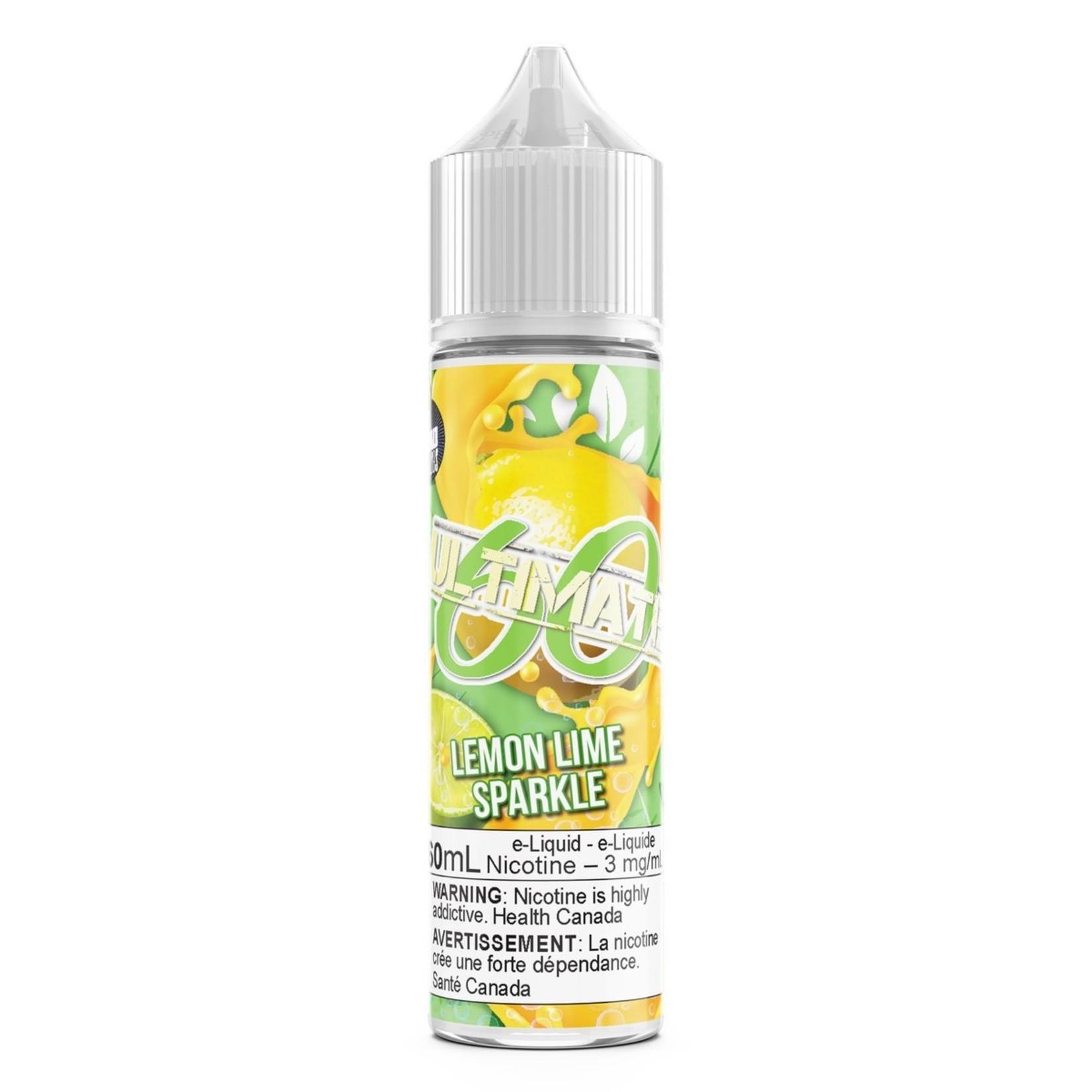 Ultimate 60 Lemon Lime Sparkle