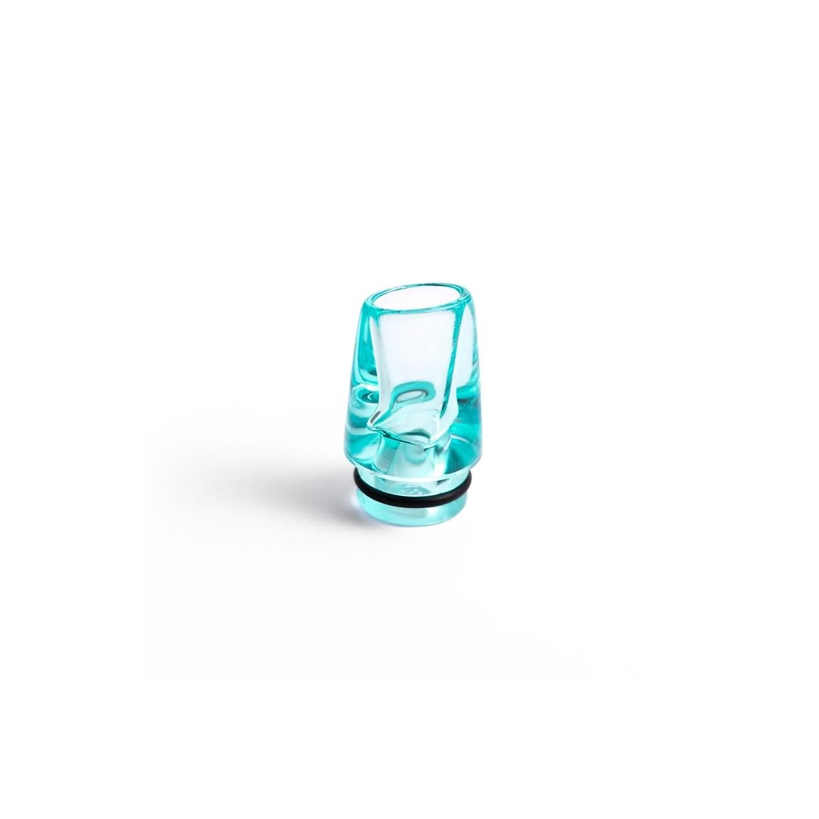 Dotmod Tiffany blue drip tip