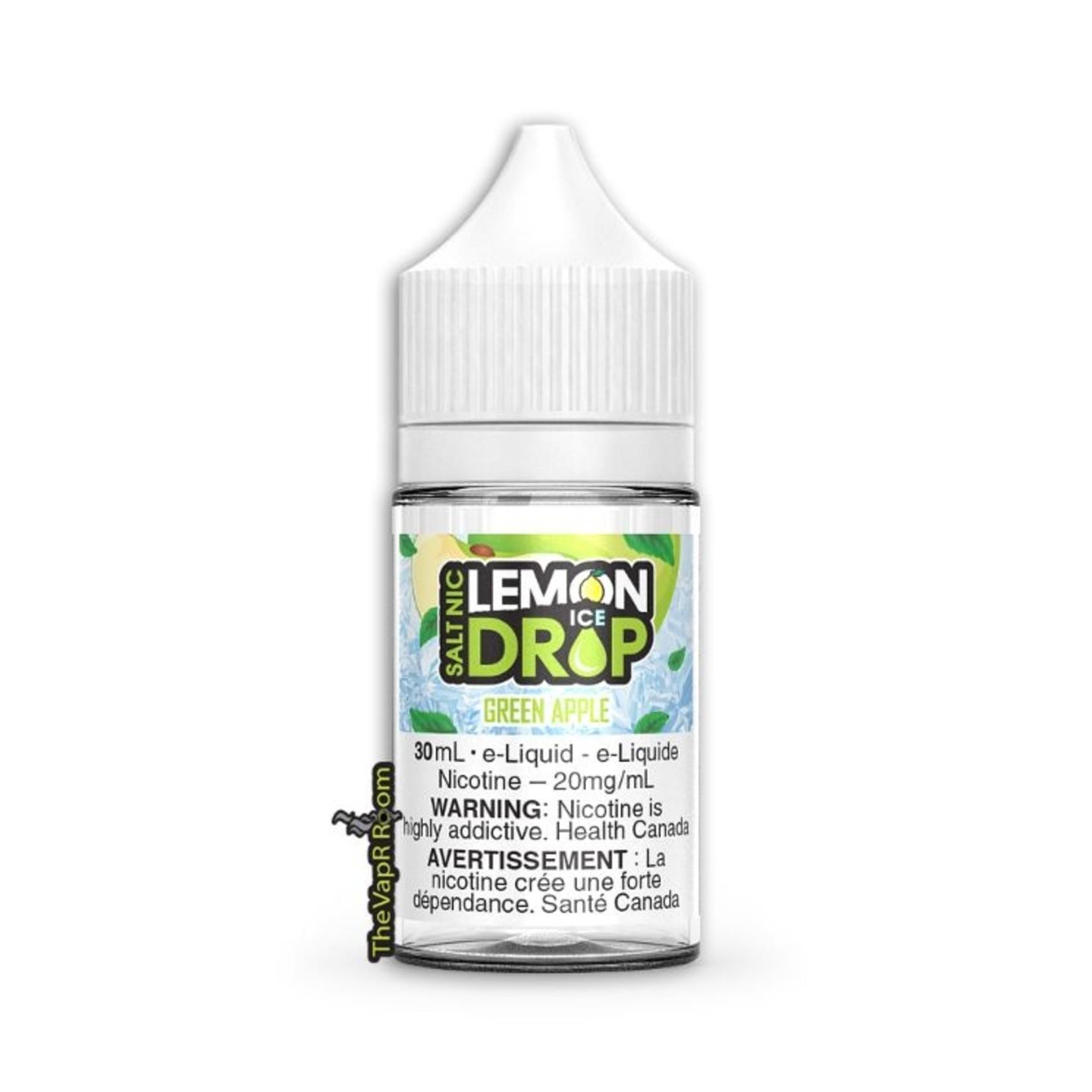 Iced Green Apple Salt - Lemon Drop