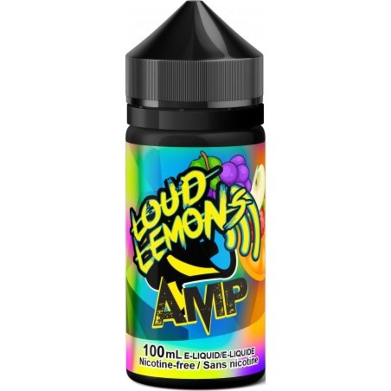 Loud Lemons Amp