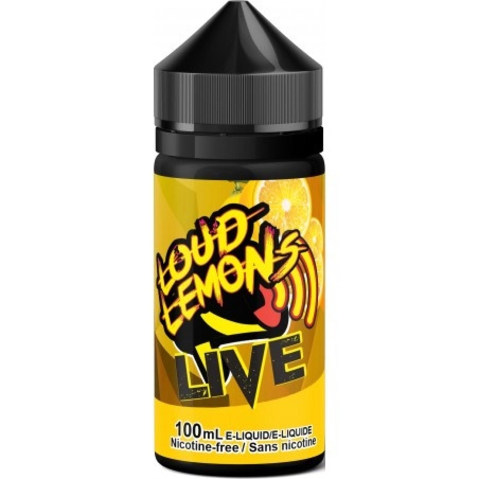 Loud Lemons Live