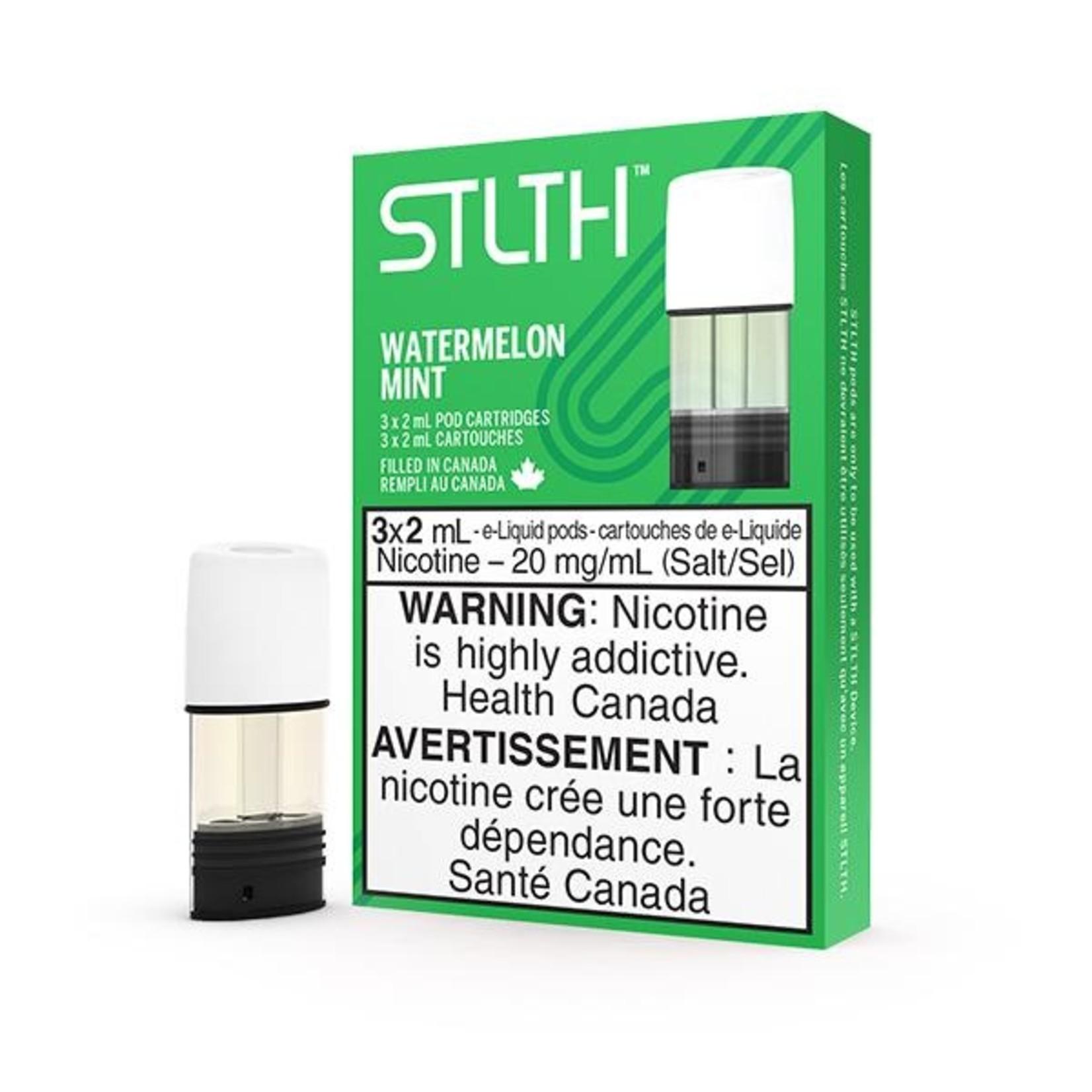 Stlth Watermelon Mint Pods