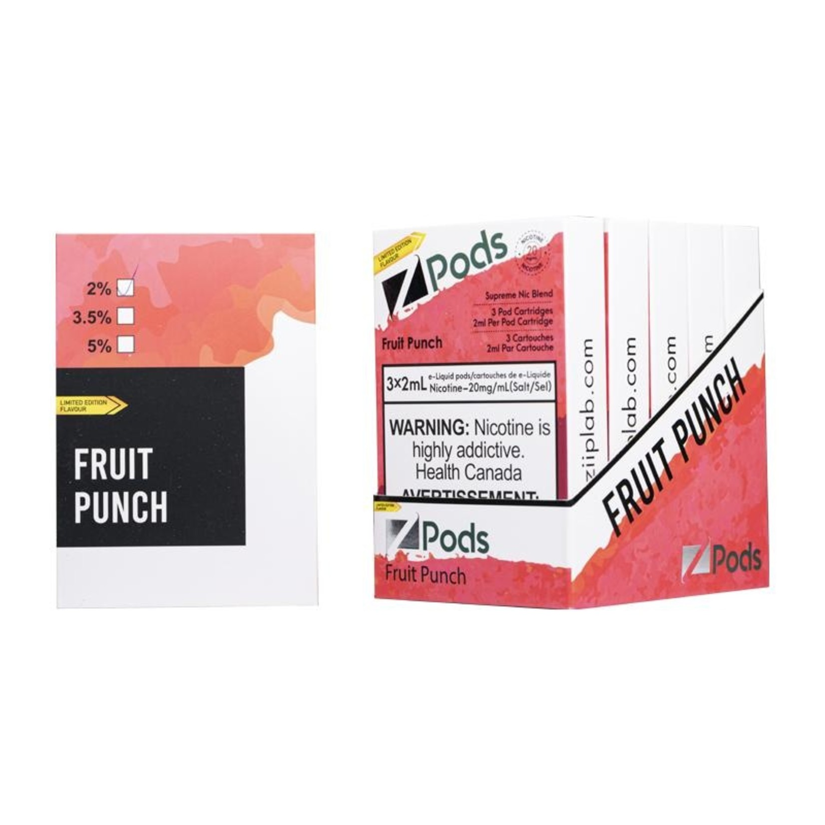 Z-LABS Stlth Pod - Fruit Punch (Zlabs)
