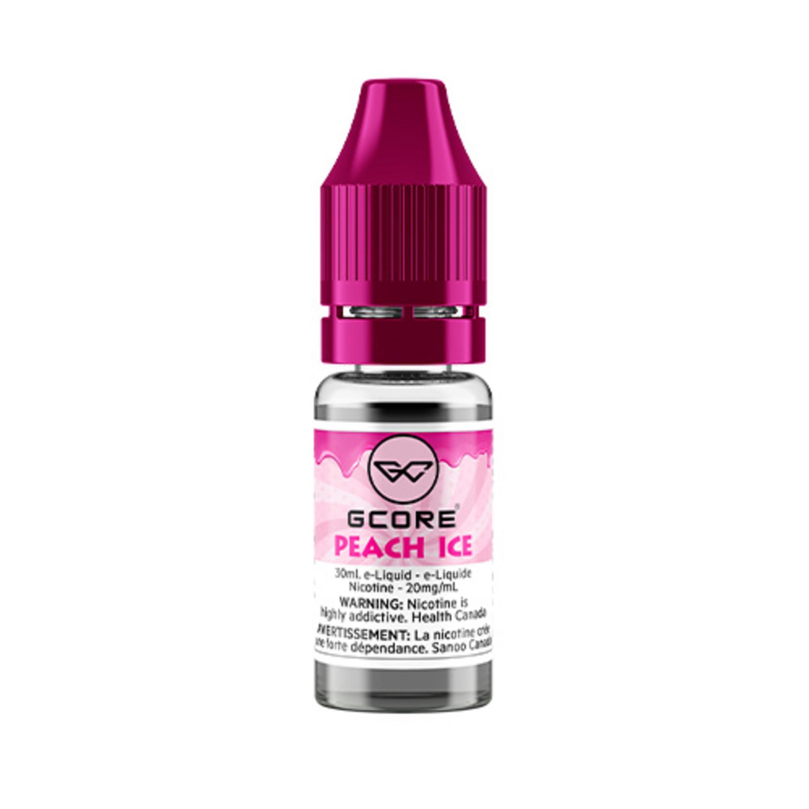 Gcore Vape Peach Ice Juice