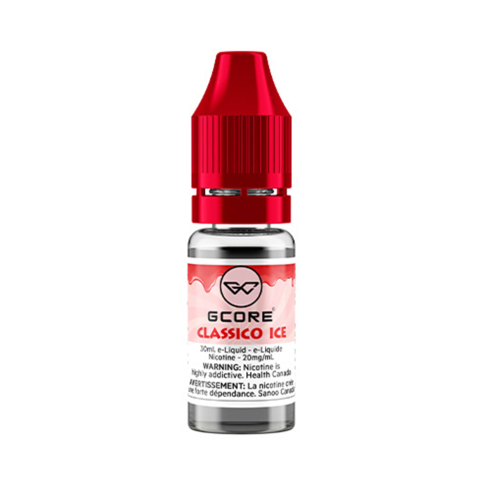 Gcore Vape Classico Ice Juice