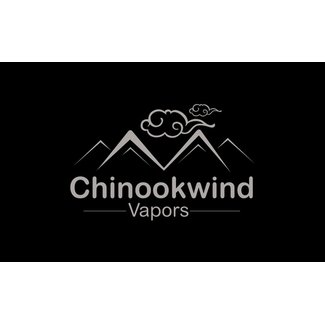 Chinookwind Vapor Blue Raspberry