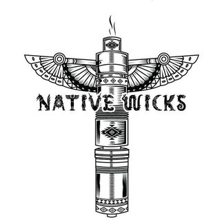 Native Wicks Native Wicks Cotton - Platinum