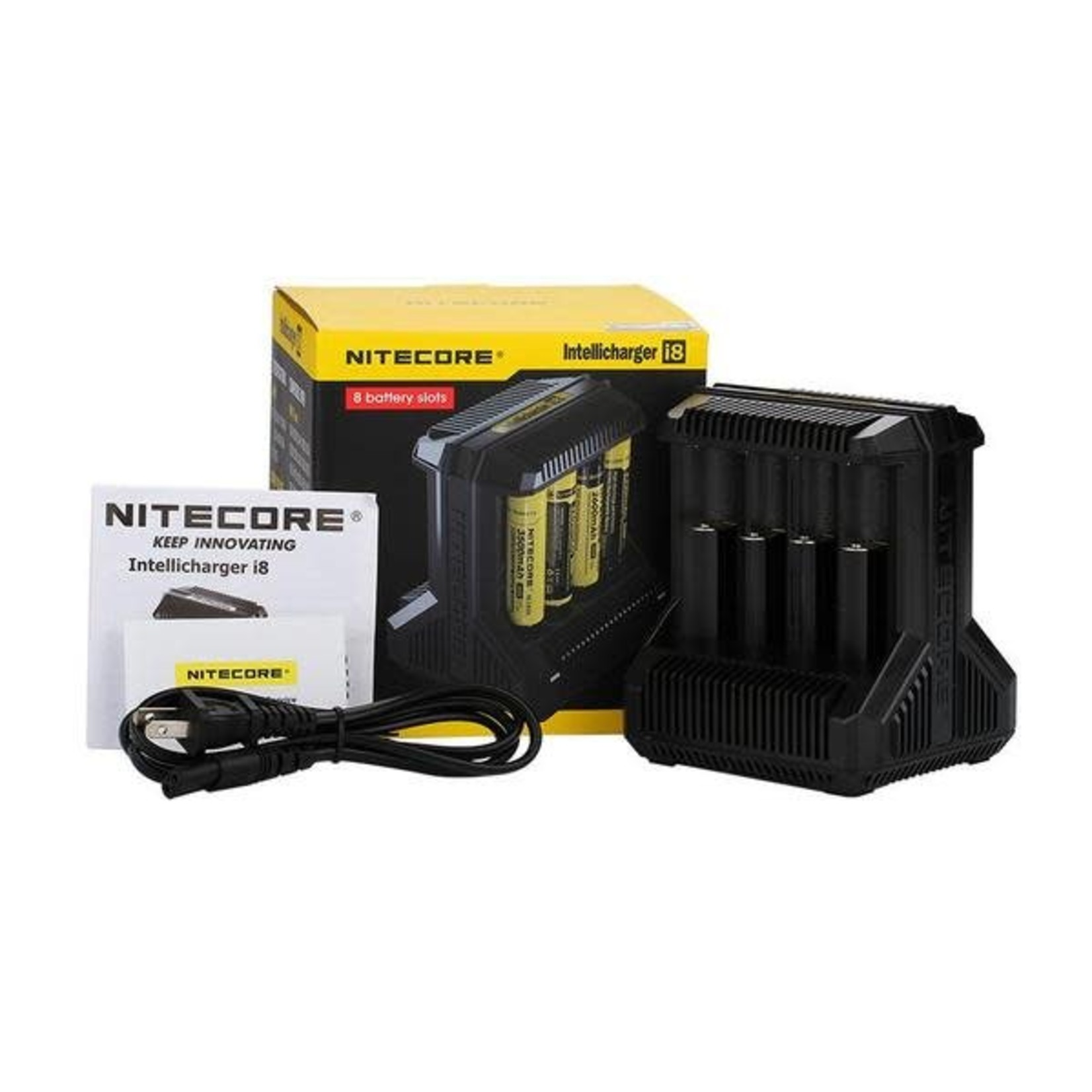 Nite Core I8 External Charger
