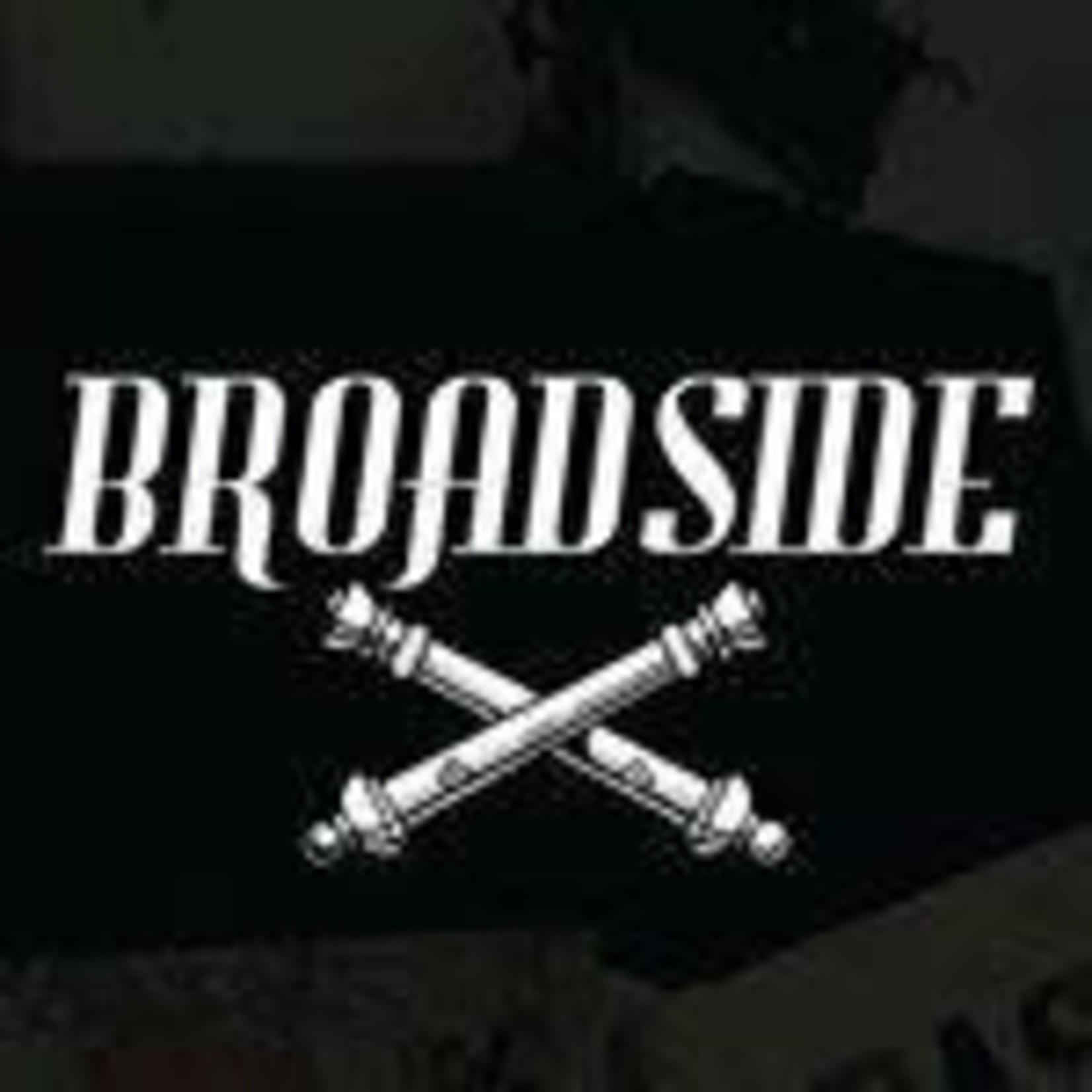 Broadside Mech Mods
