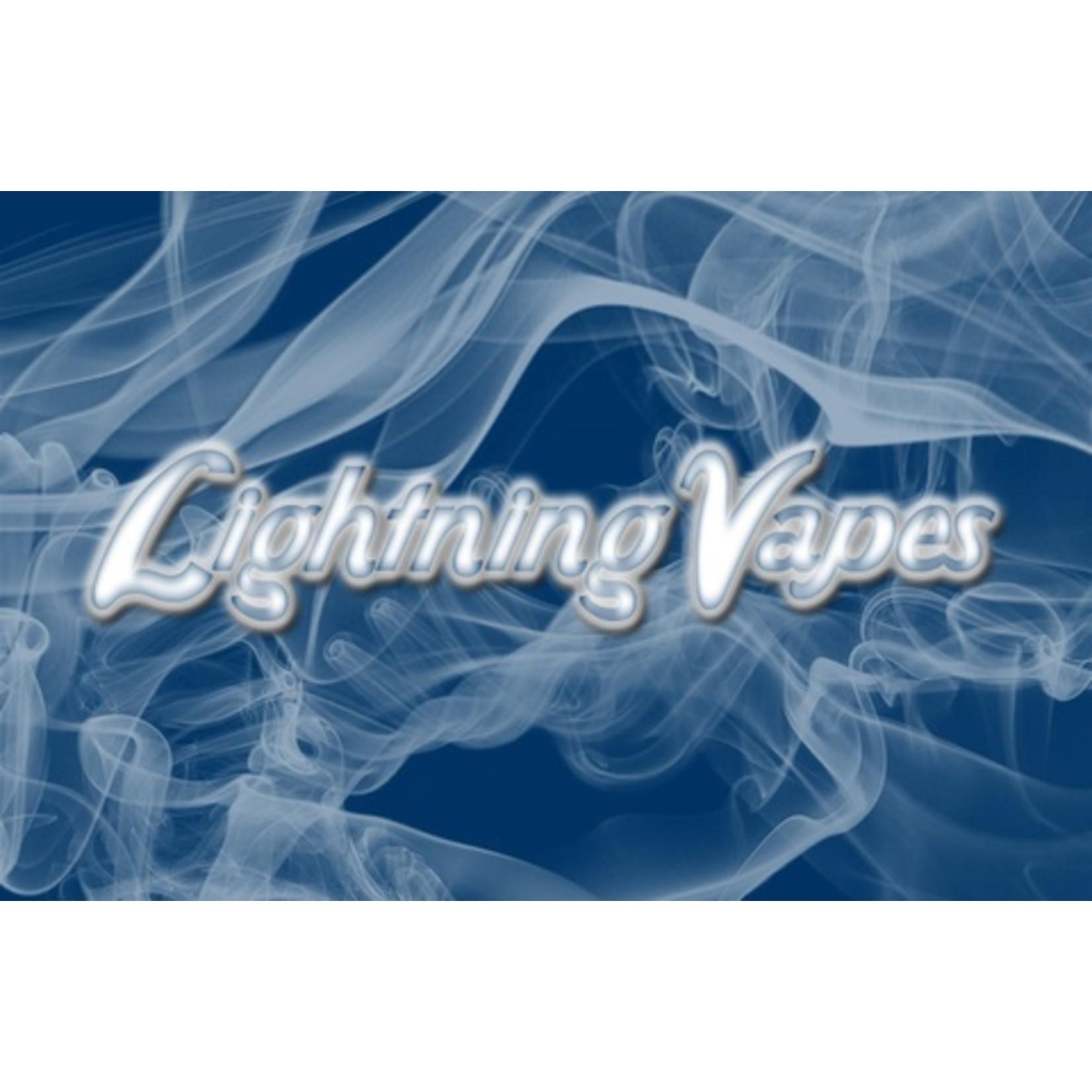 Lightning Vapes SS 316L 100
