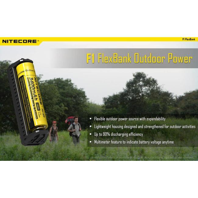 Nite Core Nitecore F1
