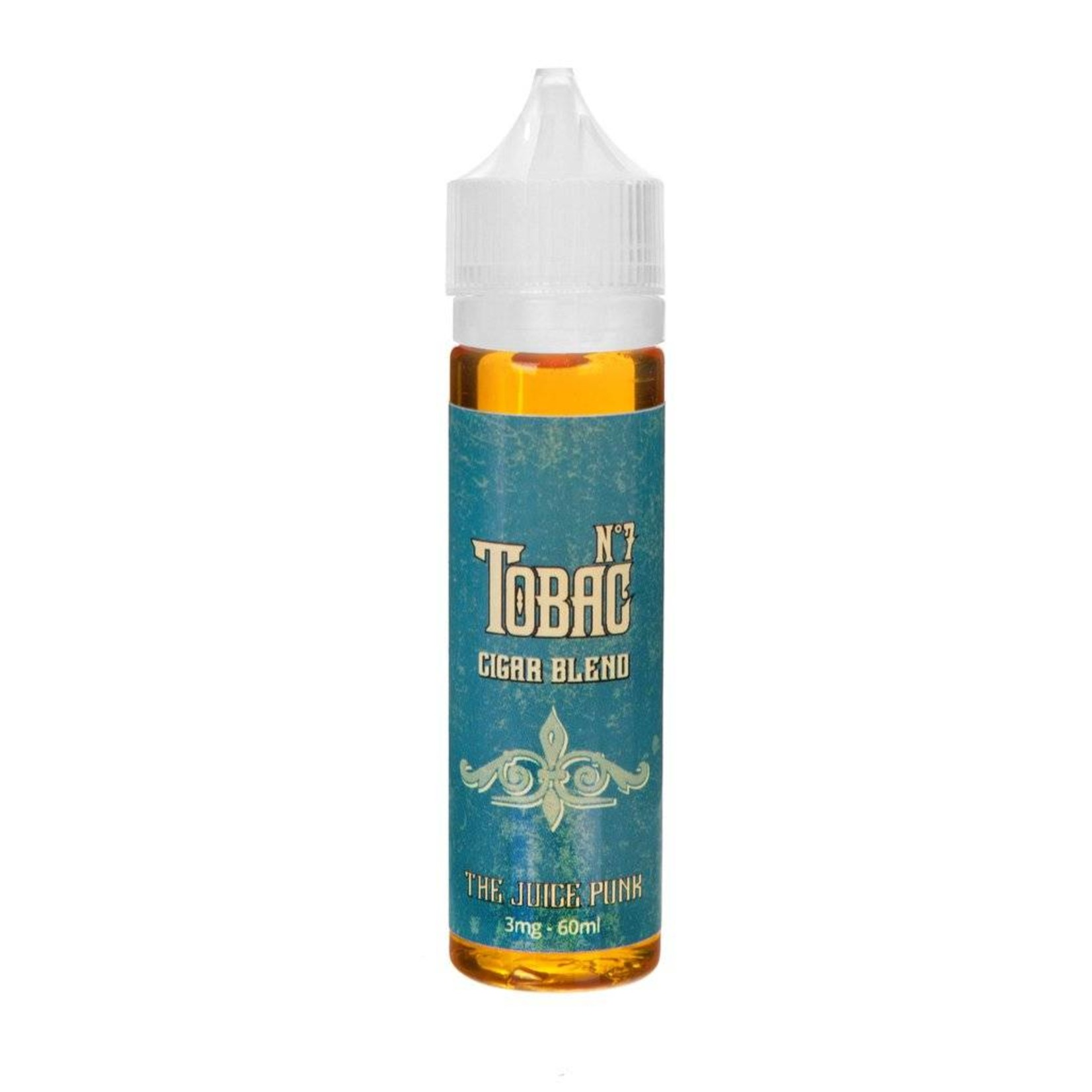 The Juice Punk Tobak No.7 Cigar Blend