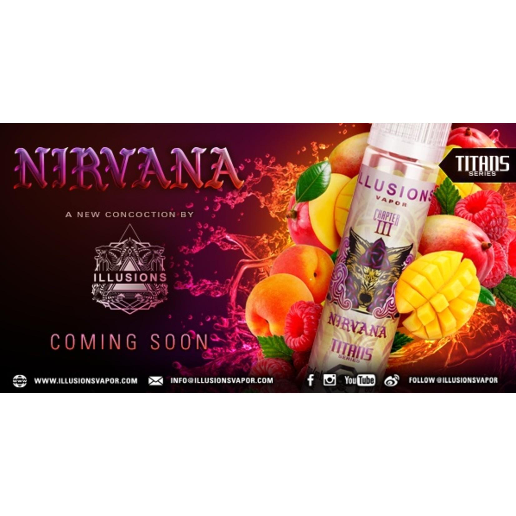 Illusions E Juice Nirvana