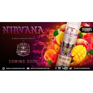 Illusions E Juice Nirvana