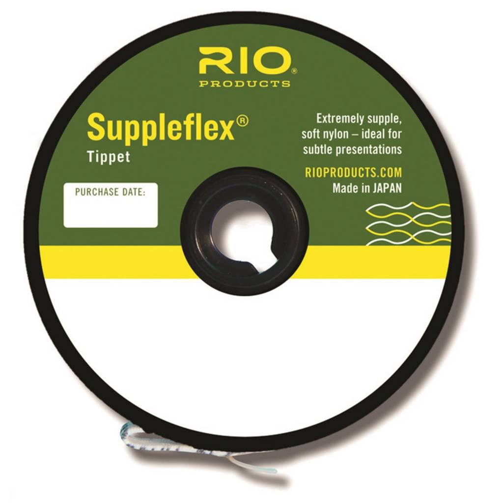 Rio Products Rio Suppleflex Tippet,