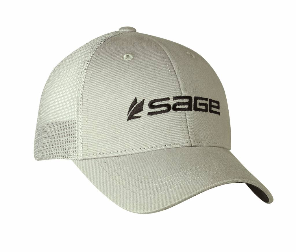 Sage Sage Mesh Back Hat,