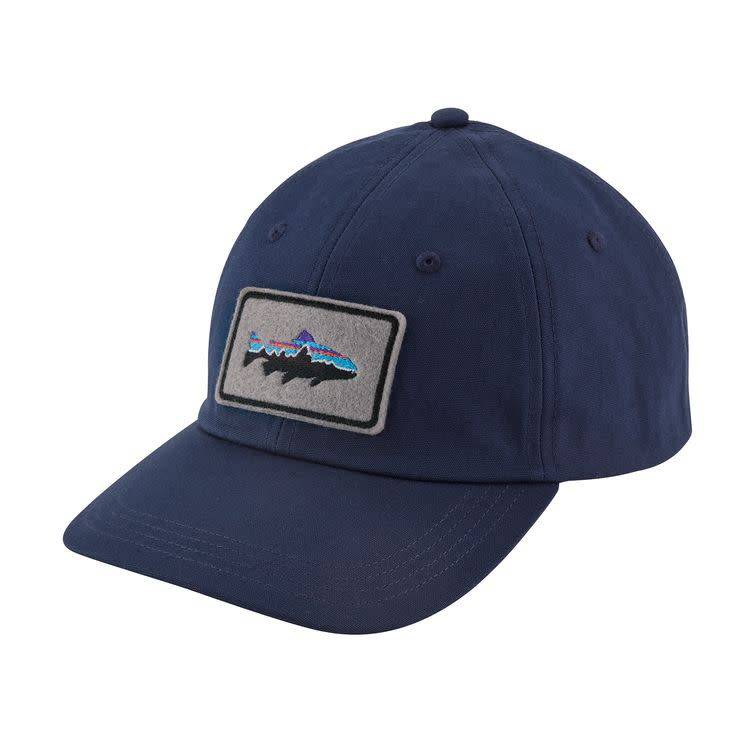 Patagonia Patagonia Fitz Roy Trout Patch Trad Cap Classic Navy ALL